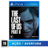 Game The Last of Us Part II PS4