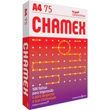 Papel Chamex A4 75g/m2 210 x 297cm Office Branco...