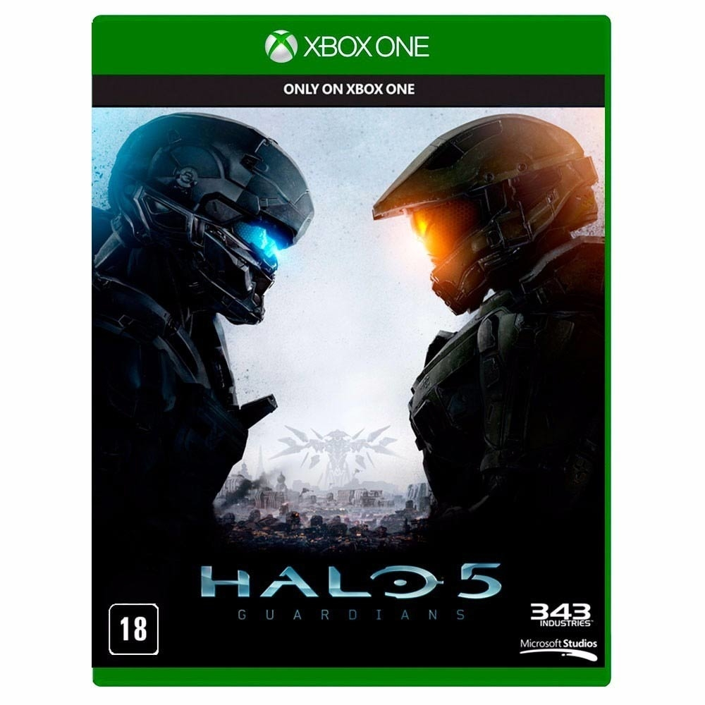 Game Halo 5 Guardian Xbox One, Games - NAGEM